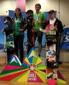 DataWax, Kyle Wise and the English SBX Champs