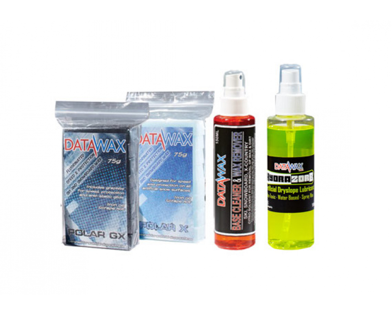 Dry Slope Waxing Kit
