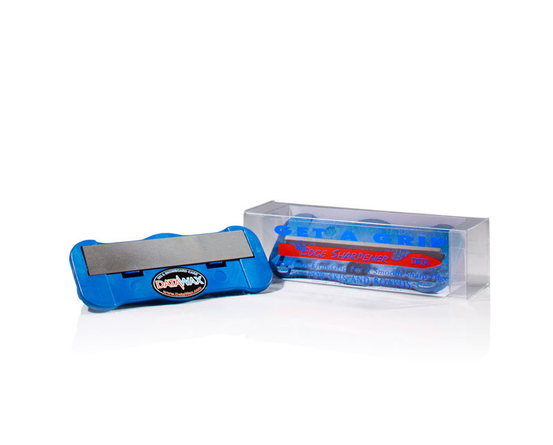 "Get a Grip Edge Sharpener and 5"" file"