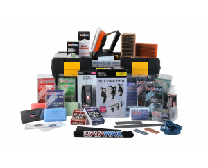 30-Piece Ultimate Speed Demon Pro Ski Servicing Kit
