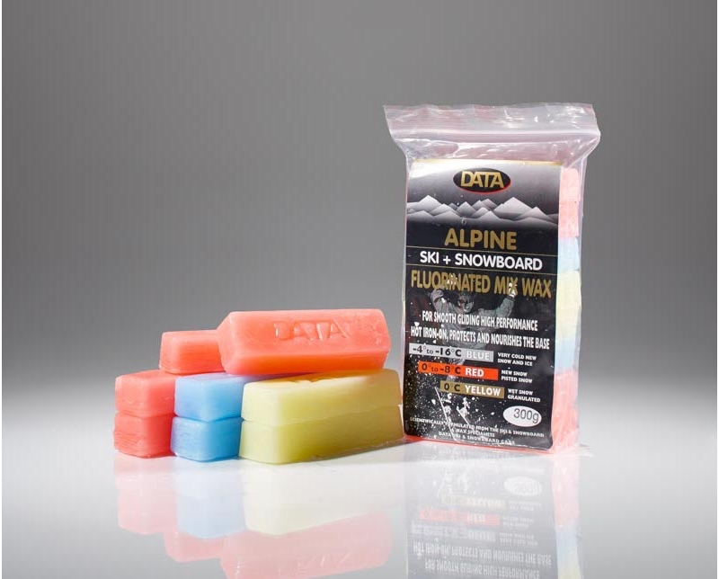 Alpine Mix Ski and Snowboard Waxes