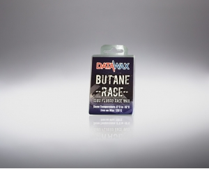 Butane Race Snow Wax (High Fluoro)